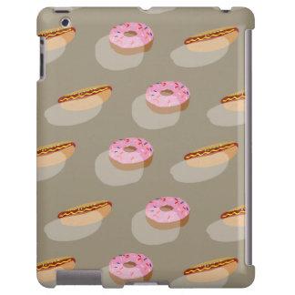 Moda de la comida funda para iPad