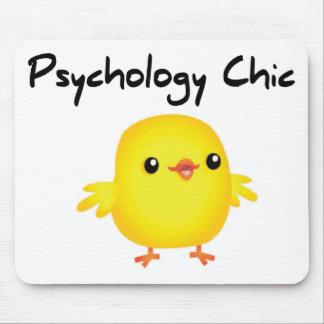 Moda de la psicología tapetes de raton