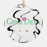 Moda de los Gena Deva Ornamentos De Reyes Magos