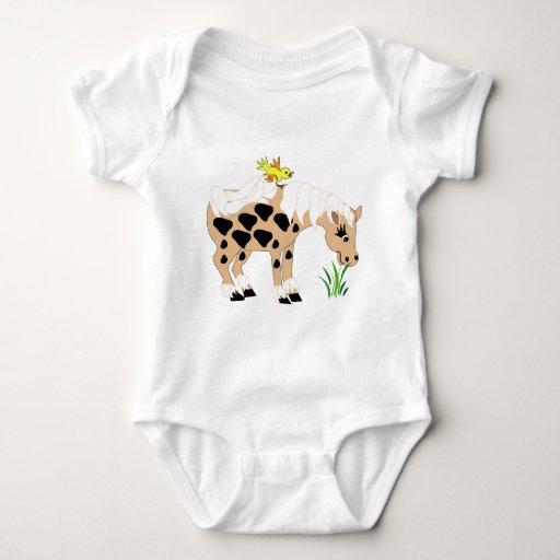 Moda de los niños body para bebé