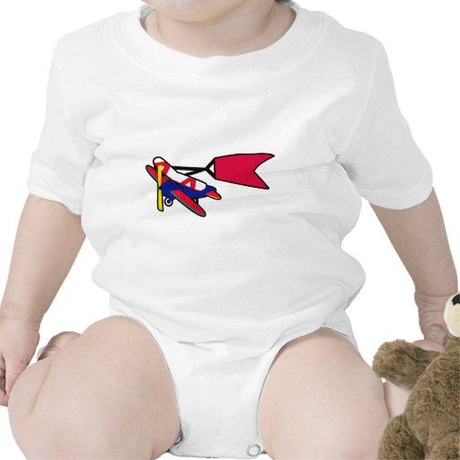 Moda de los niños camisetas