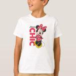 Moda de Minnie Playera