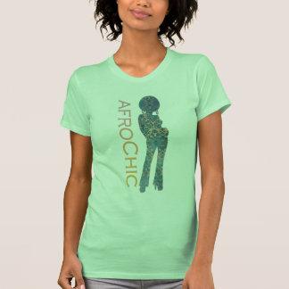 Moda del Afro Playera