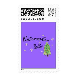 Moda del cascanueces del altavoz de agudos sellos postales