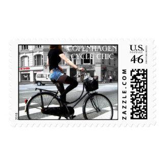 Moda del ciclo de Copenhague - sello de la cultura
