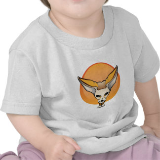 Moda del ejemplo de Fennek Camiseta
