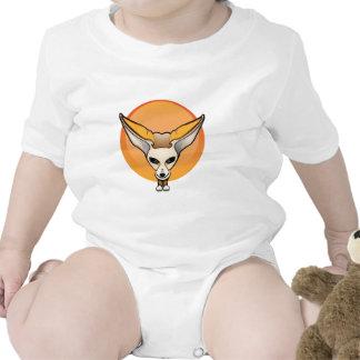 Moda del ejemplo de Fennek Camisetas