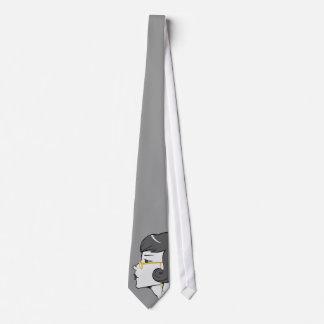 Moda del friki corbata