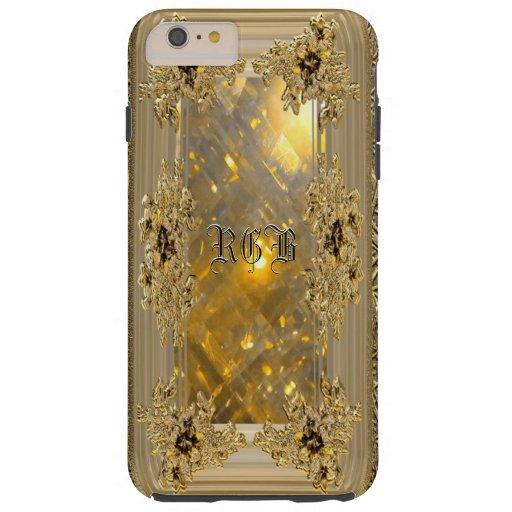 Moda del Victorian del espejismo de Vanfleet más Funda De iPhone 6 Plus Tough
