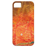 Moda del vintage: Oro de la impresión de Jaipur iPhone 5 Carcasas