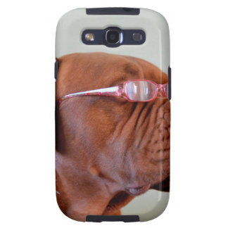 Moda Dogue de Bordeaux Samsung Galaxy S3 Fundas