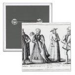 Moda durante el período de Tudor Pins