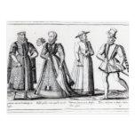 Moda durante el período de Tudor Postal