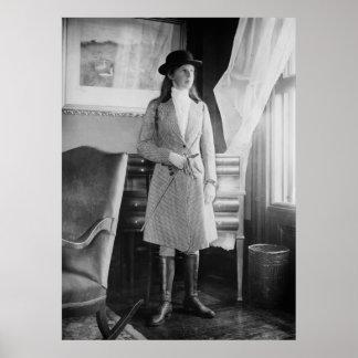 Moda ecuestre, 1915 posters