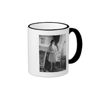 Moda ecuestre, 1915 tazas de café