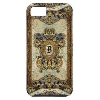 Moda elegante de la pasamanería iPhone 5 fundas
