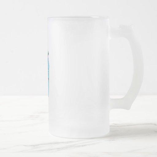 moda extranjera taza cristal mate