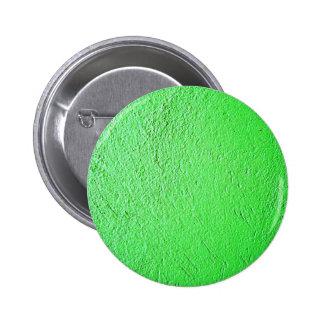 Moda fluorescente verde del estilo del diseño pins