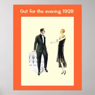 Moda histórica 1928 posters