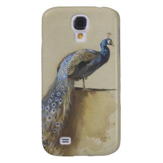 Moda lamentable de la pintura del pájaro elegante