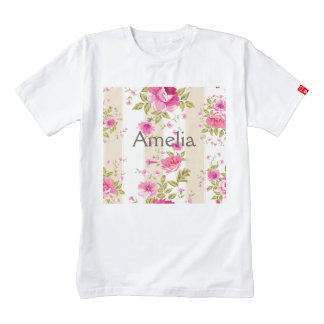 moda lamentable, floral rosado, beige, vintage,