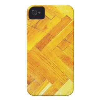 Moda natural del estilo de la textura de Brown de Case-Mate iPhone 4 Cárcasas