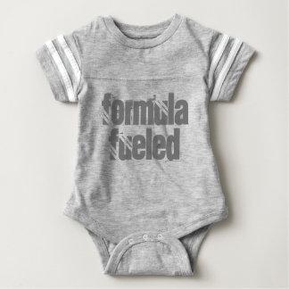 ¡Moda para los bebés alimentados fórmula! Body Para Bebé