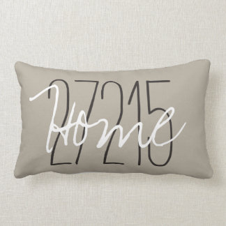 MODA PILLOW_HOME/ZIPCODE COJÍN