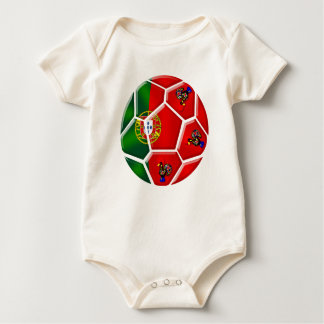 Moda Portuguesa - Fuetbol Chique Body De Bebé