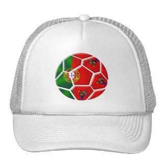 Moda Portuguesa - Fuetbol Chique Trucker Hat