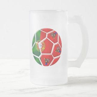 Moda Portuguesa - Fuetbol Chique Taza De Cristal