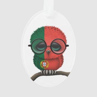 Moda portuguesa Nerdy adaptable del búho del bebé