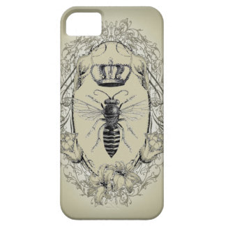 moda retra iphone5 de la corona de la reina de la funda para iPhone SE/5/5s
