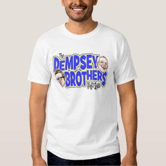 """Modas """"de los hermanos de Dempsey"""" Poleras"""