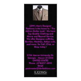 Modas del diseñador de los hombres de LDW Lonas Personalizadas