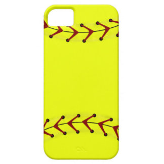 Modas del softball de Fastpitch Funda Para iPhone 5 Barely There