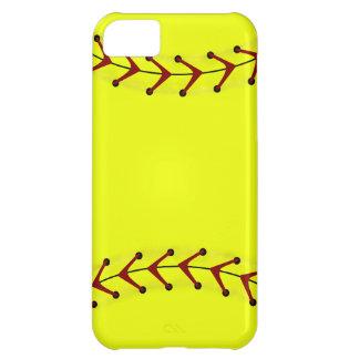 Modas del softball de Fastpitch Funda Para iPhone 5C