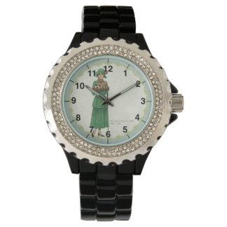 Modas diarias: Vestido de la habitación Relojes De Pulsera