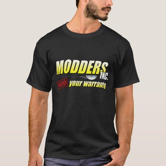 Modders-Inc Black Logo Shirt