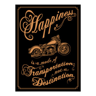 Mode of Happiness Poster