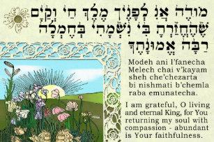 Morning Prayer Posters & Photo Prints | Zazzle