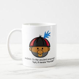 Model #01 coffee mug