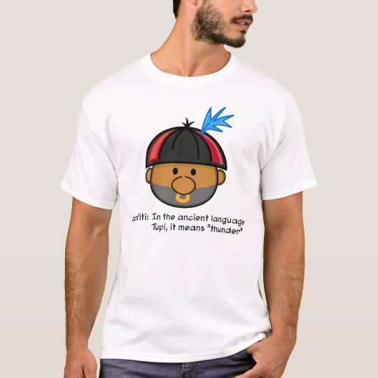 Model #03 T-Shirt