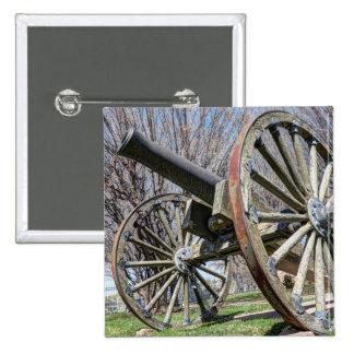 Model 1857 - Napolean Howitzer Pinback Button