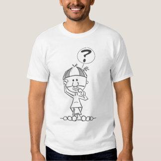 Model #18 t shirts