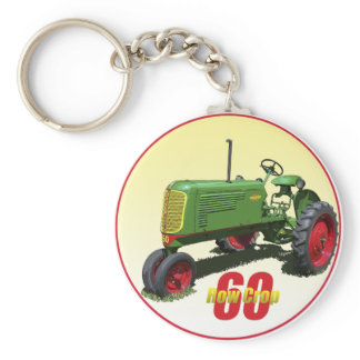 Model 60 Row Crop Keychain