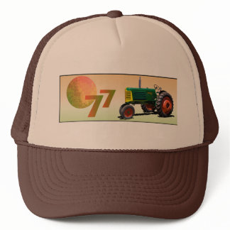 Model 77 Row Crop Trucker Hat