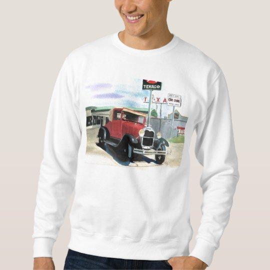 Model A Antique Car Sweatshirt