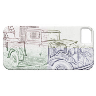 Model A Truck iPhone 5 Cases
