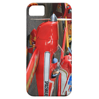 Model aircraft iPhone SE/5/5s case